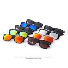 MERRY'S Men Classic Retro Rivet Polarized Sunglasses