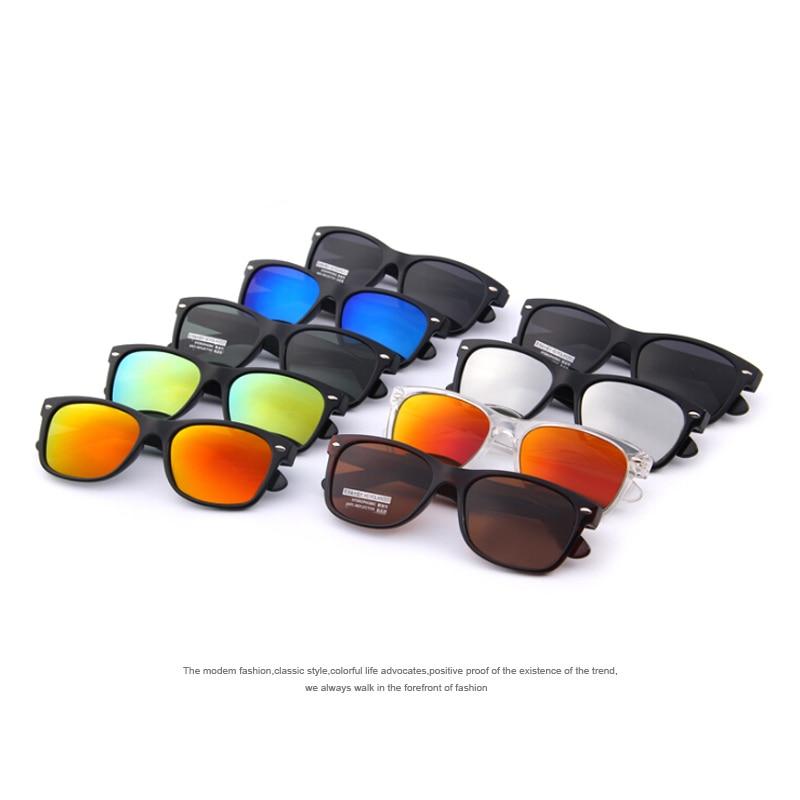 MERRYS Män Polariserade Solglasögon Klassiska Män Retro Nitter - Kläder tillbehör - Foto 6