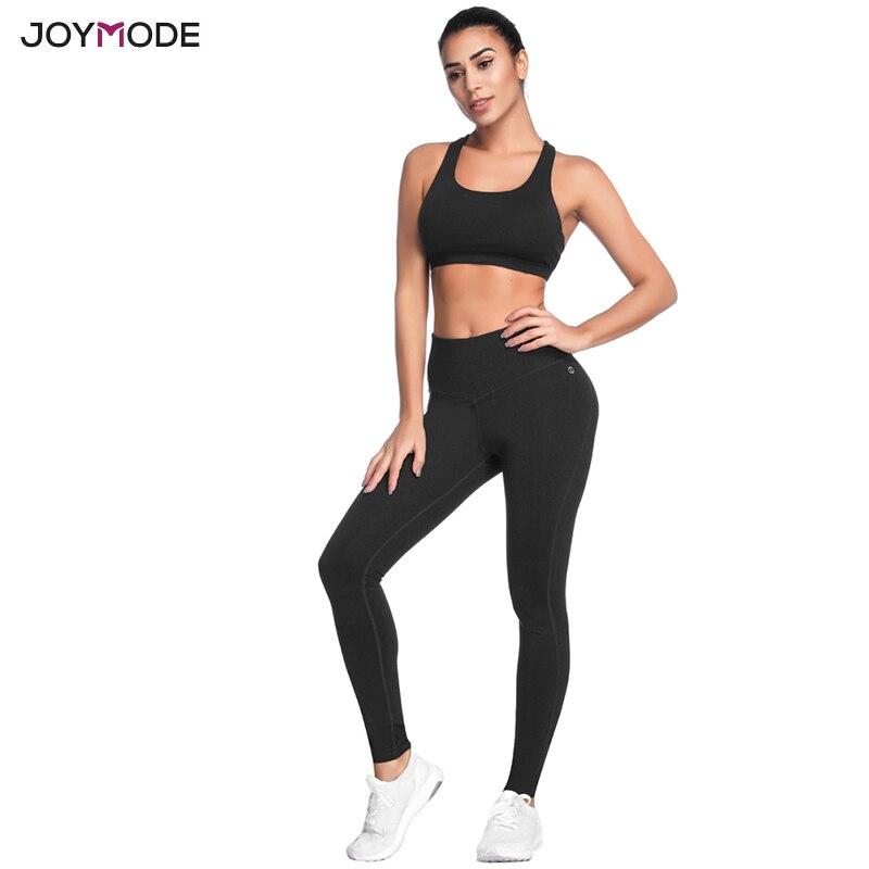 ca4e1a78da JOYMODE Yoga Fitness Yoga Pants Running Sport Tights Sport Sock leggings  Compression Elbows for fitness gym woman sportswear