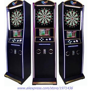 Darts-Board Game-Machine Games Arcade Players Coin-Operated Competition Multi-Teenager