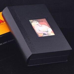 Image 5 - Picasso Ps 915 Euraziatische Gevoelens Symfonie PS915 Iridium Vulpen Teken Pen Geschenkdoos Turquoise Marmer Zwart Ruby Red