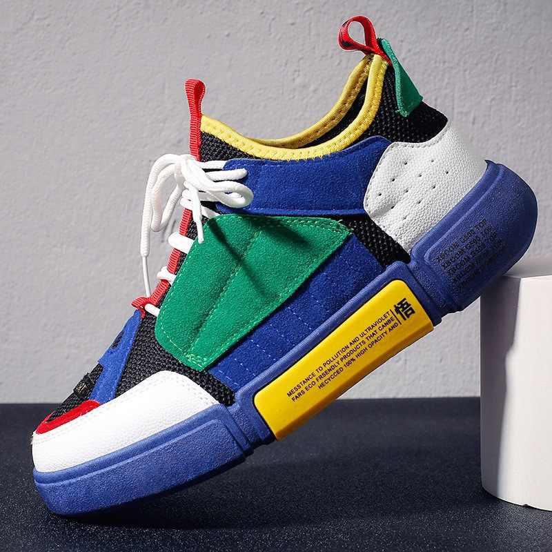 GYKZ ファッション春秋すべてメンズ靴通気性光メッシュ靴夏カジュアルマンローファー Wudao スニーカー 2019 新