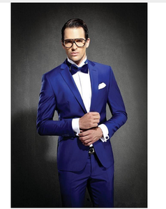 Image 5 - תלבושות Homme Terno Masculino טוקסידו Slim Fit גברים חליפות האחרון עיצוב חתונה חליפות לגברים 3 pieces (מעיל + צפצף + עניבה)