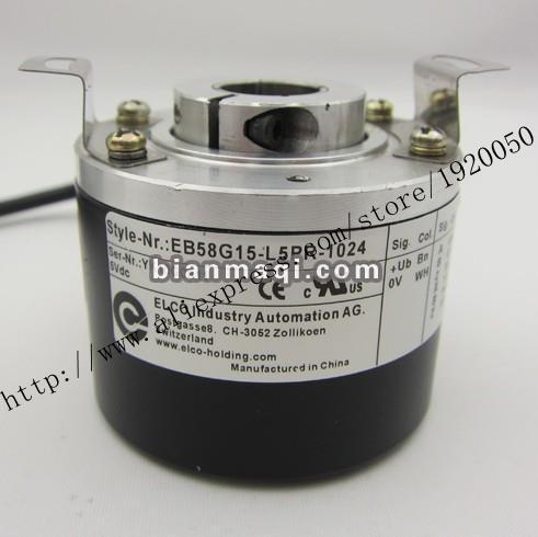 Suministro de EB50P6-C4AR-600 Elco ELCO codificadores rotativos incrementales y una garantía de medio año