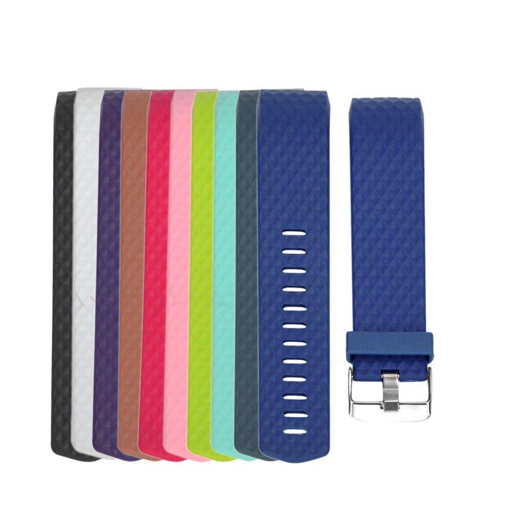 Bande de montre bracelet en matériau silicone pour montre-bracelet