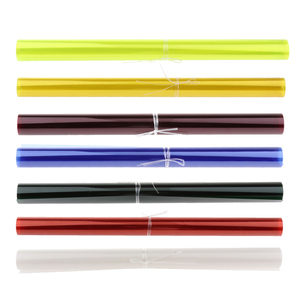 Image 2 - MagiDeal اللون التوازن تأثير هلام تصفية للكاميرا Speedlite ضوء أحمر الشعر للصور استوديو ستروب ضوء فلاش LED أضواء