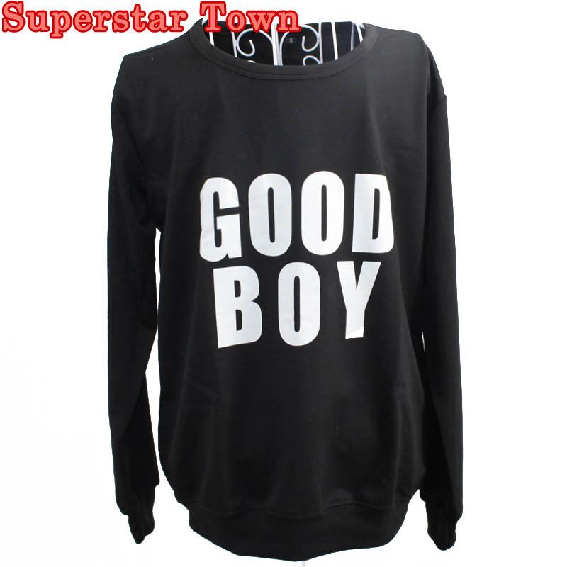 Bigbang Kpop Hoodies Good Boy G dragon Sweatshirts Kpop Style Long Sleeve Korea Sun G dragon Pullovers