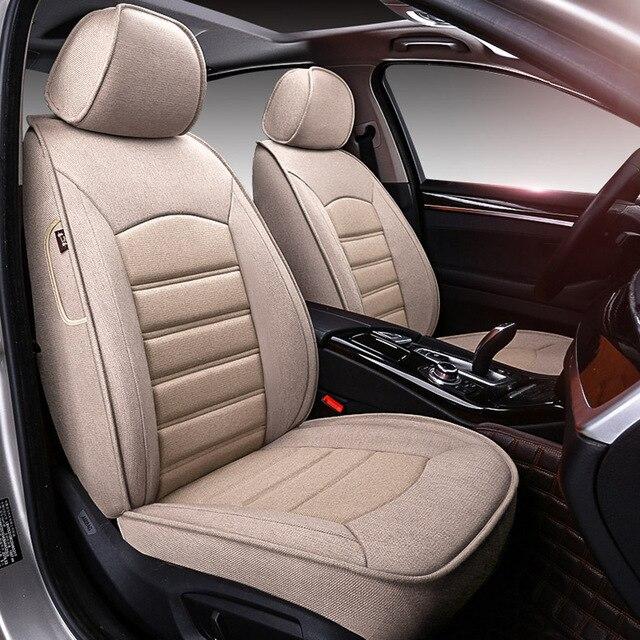 Custom Car Seat Cover Automobiles For Audi A3 Bmw E39 E90 Opel Astra