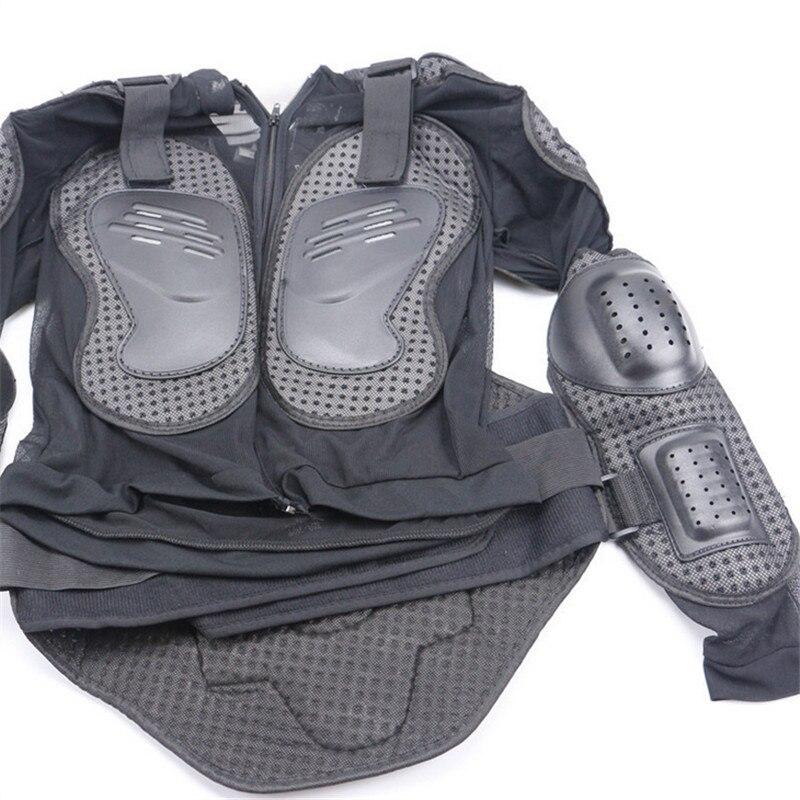 Men Women Rider New Motorcycle Body Armor Professional Motor Cross Jacket Downhill Mountin Bike Protection Clothing 4
