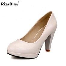 free shipping high heel shoes women sexy dress footwear fashion pumps P11156 EUR size 32-43