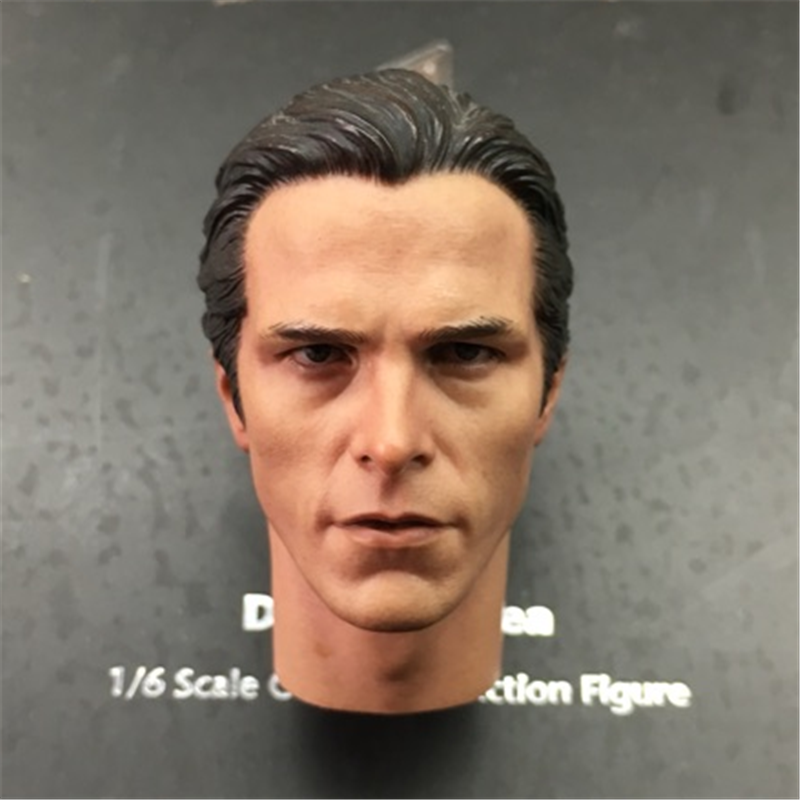 Mnotht Toy Head Sculpt 1/6th Batman Bell Wayne Small Version Male figure head Carving Model For 12in Figures Solider Toys l30 industrial grade lora wireless transmission module spread spectrum transceiver sx1278 serial transceiver yl 800d