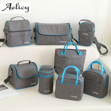 Aelicy New Thermal Insulation Cooler font b Lunch b font font b Bag b font Picnic