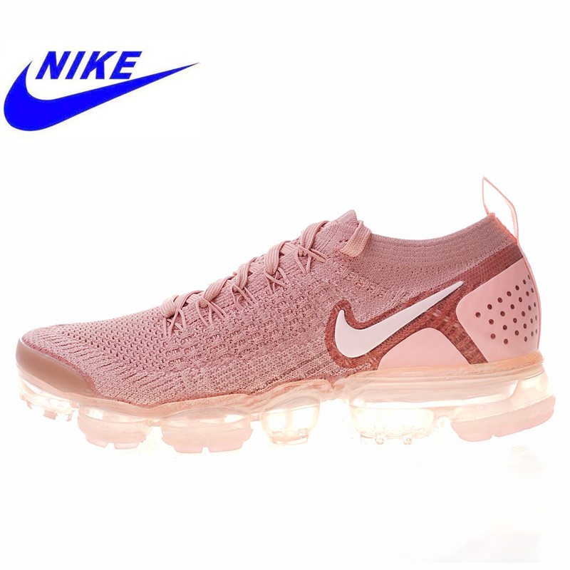 buy online 0a2d6 52930 Nike Air VaporMax Flyknit 2.0 Women s Running Shoes, High Quality Sports  Shoes Lightweight Breathable 942843 600 942843 005-in Running Shoes from  Sports ...
