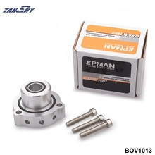 TANSKY- Aluminum Turbo Blow Off Valve BOV Flange Adapter For Audi VW Passat FSI 2.0 Turb (Fits: For Audi) TK-BOV1013