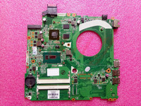 For HP 15 P Laptop Motherboard Mainboard DAY11AMB6E0 767412 001 774880 001 i7 GT 840 2 GB DDR3 free Shipping 100% test ok