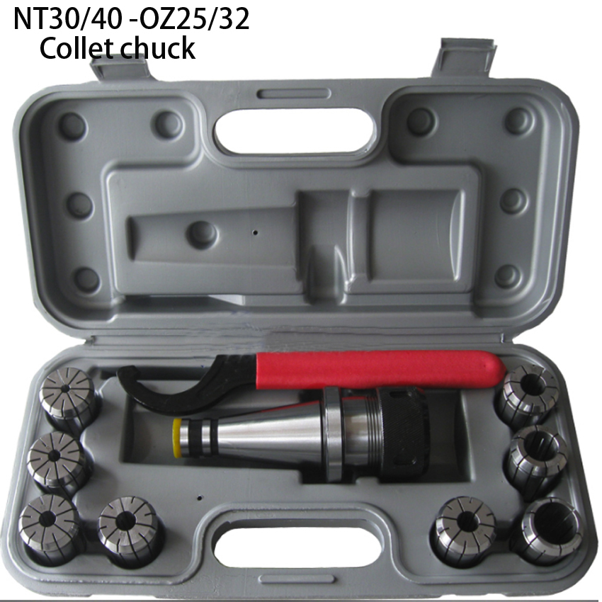 NT30 NT40 NT50 OZ25 OZ32 milling chuck tool holder set for milling machine Nt40 oz25 powerful