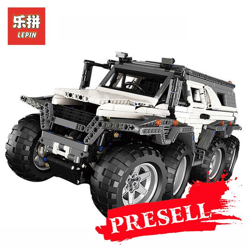 LEPIN 23011B 23011 2816Pcs Technic Series Off-road vehicle Model Building Blocks Educational Bricks Compatible MOC 5360 Toys