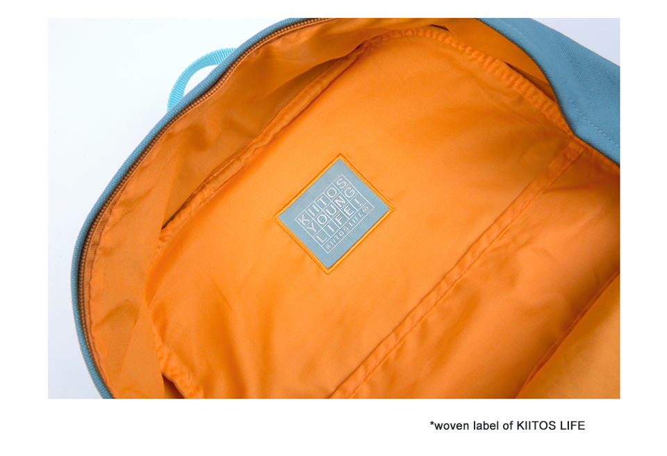 5efa89996a Kiitos Life Fresh Canvas Embroidery Backpacks School In YOUNG ...