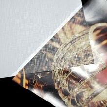 Крестообразная Красивая высококачественная пленка для холодного ламинирования A4 50 листов/упаковка
