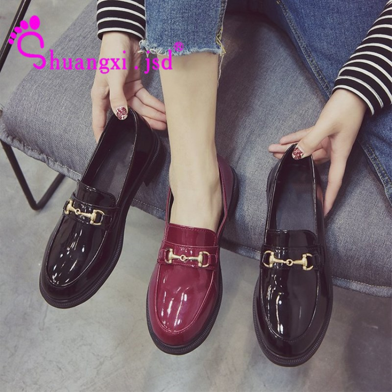 New Luxury Designer Shoes Women Pumps 2019 Korean Fashion Black Heels Work Leather Shoes High Quality Woman Shoe Zapatos Mujer