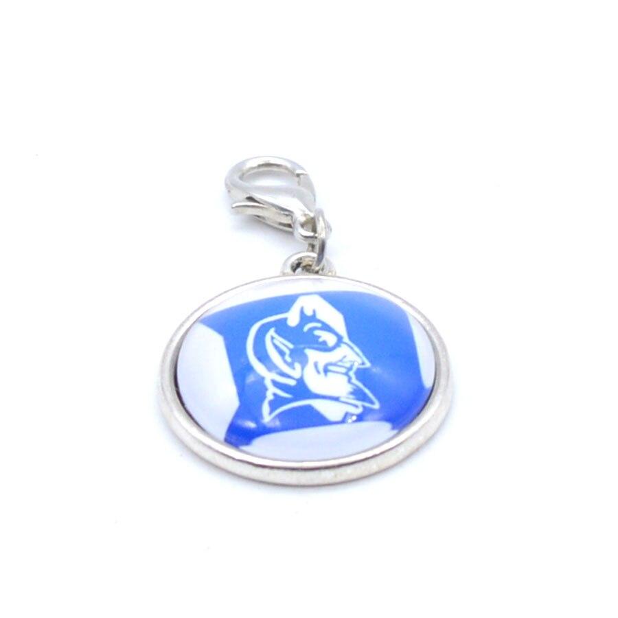 Pendant Accessories NCAA Duke Blue Devils Charms Accessories for Bracelet Necklace for Women Men Basketball Fans Paty Fashion