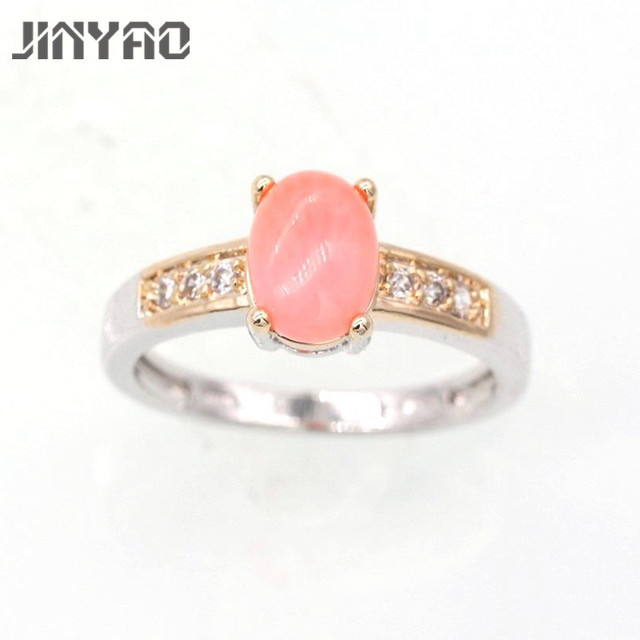 Aliexpresscom Buy JINYAO Beautiful Romantic Charming Pink Coral