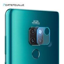Portefeuille Geri Kamera lens kapağı Temperli Cam Koruyucu Film Için Huawei Mate 20 Pro Lite X 20X Mate20 P20 Aksesuarları