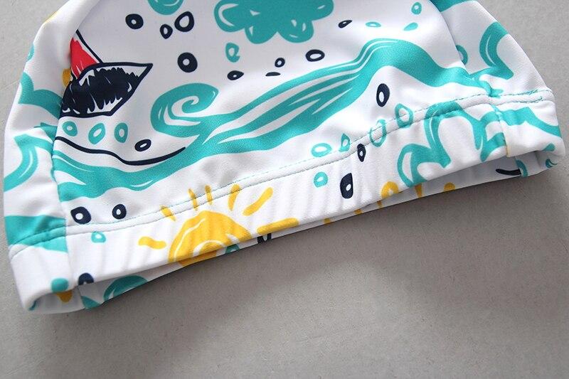 duas peças rash guards natação troncos nadar