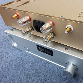 2019 Breeze Audio Voice king Hood 1969 glod sealed the most perfect version of the HD1969 class A power amplifier 10W+10W