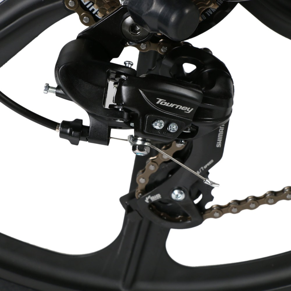 Mini Faltrad Roller 14 Zoll Fahrrad Roller Aluminium Legierung Rahmen Im Freien Mit Speedmeter 450 W Elektro-scooter