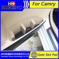 Car accessories for 2012-2016 Toyota Camry anti slip sticker gate slot pad door mats carpet Interior Door Cup Holder