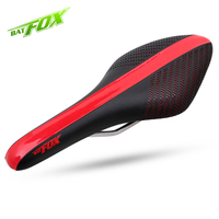BATFOX Outdoor Riding Cycling Saddle Bike Seat Bicycle MTB Mountain Road Bike Seat Saddle Accesorios Asiento