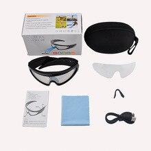 KaRue SM26 Mini Digital Camera DVR óculos De Esqui Ao Ar Livre
