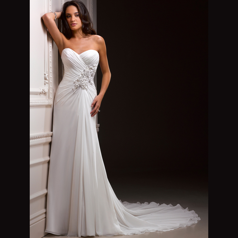 Popular corset wedding dresses buy cheap corset wedding for Corset under wedding dress