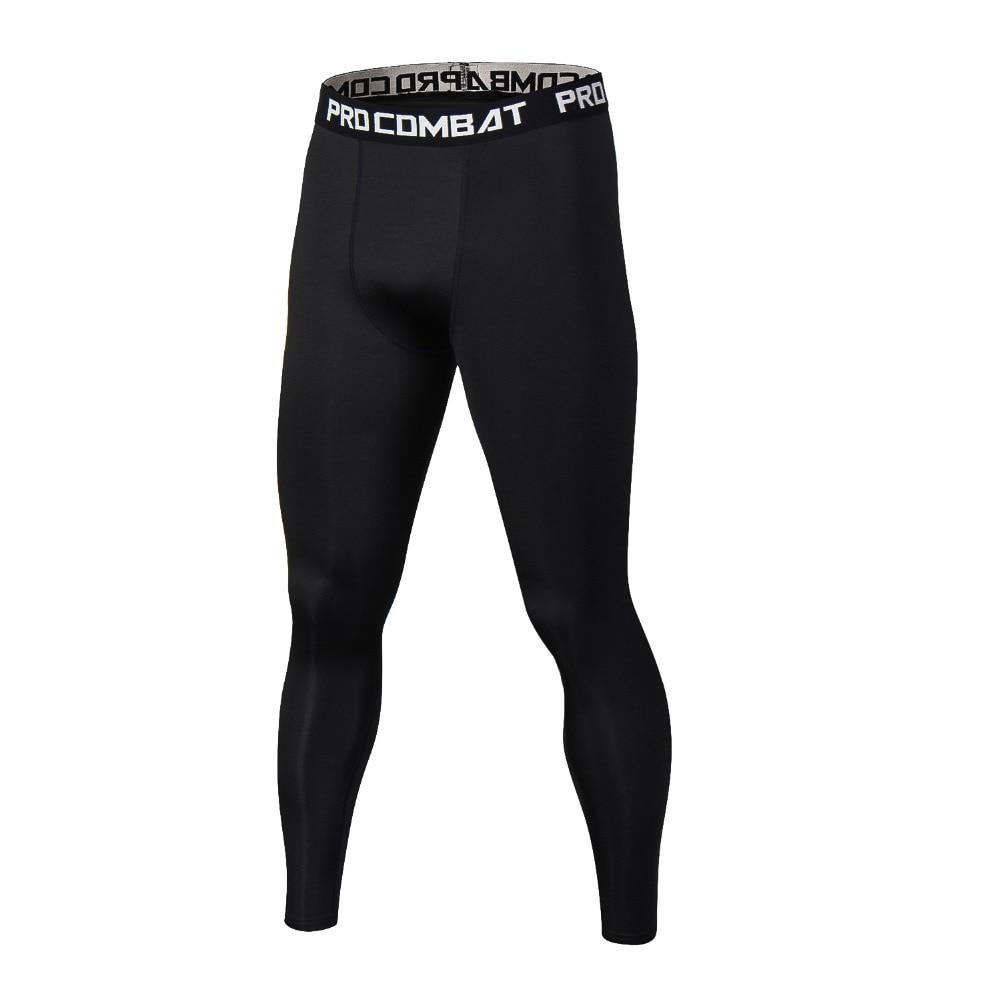 Nouveau D'été Thermique Casual Pantalon Hommes Marque Compression Collants Skinny Leggings Hommes De Mode Élastique Fitness Crossfit Mâle Pantalon