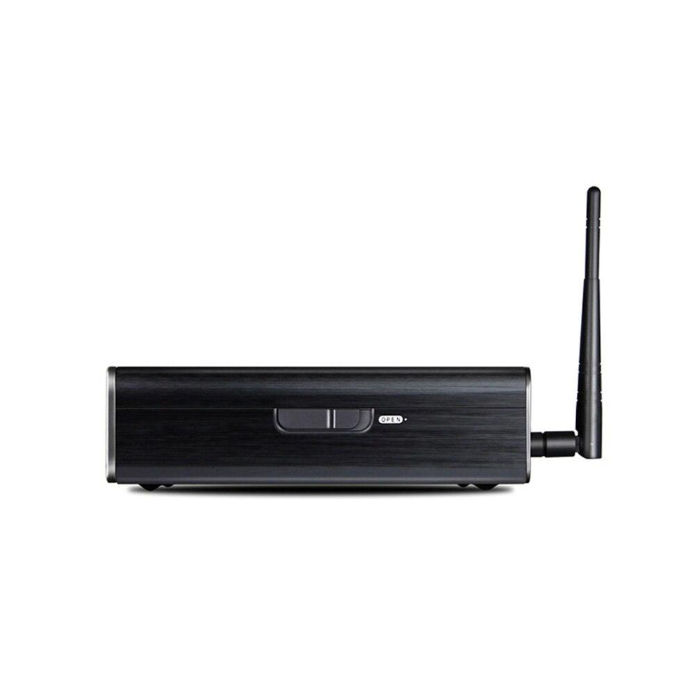 Original Himedia Q10 Pro Smart Android 7.0 TV BOX 2GB 16GB 2,4G 5G WIFI Bluetooth DTS Media player Unterstützung 3,5 SATA HDD AV - 2