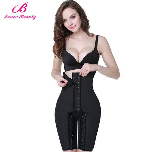 20774394c33 Lover Beauty Women s Shapewear Full Body Shaper Latex Waist Trainer Firm  Control Butt Lifter Bodyshaper Bodysuit Waist Shaper