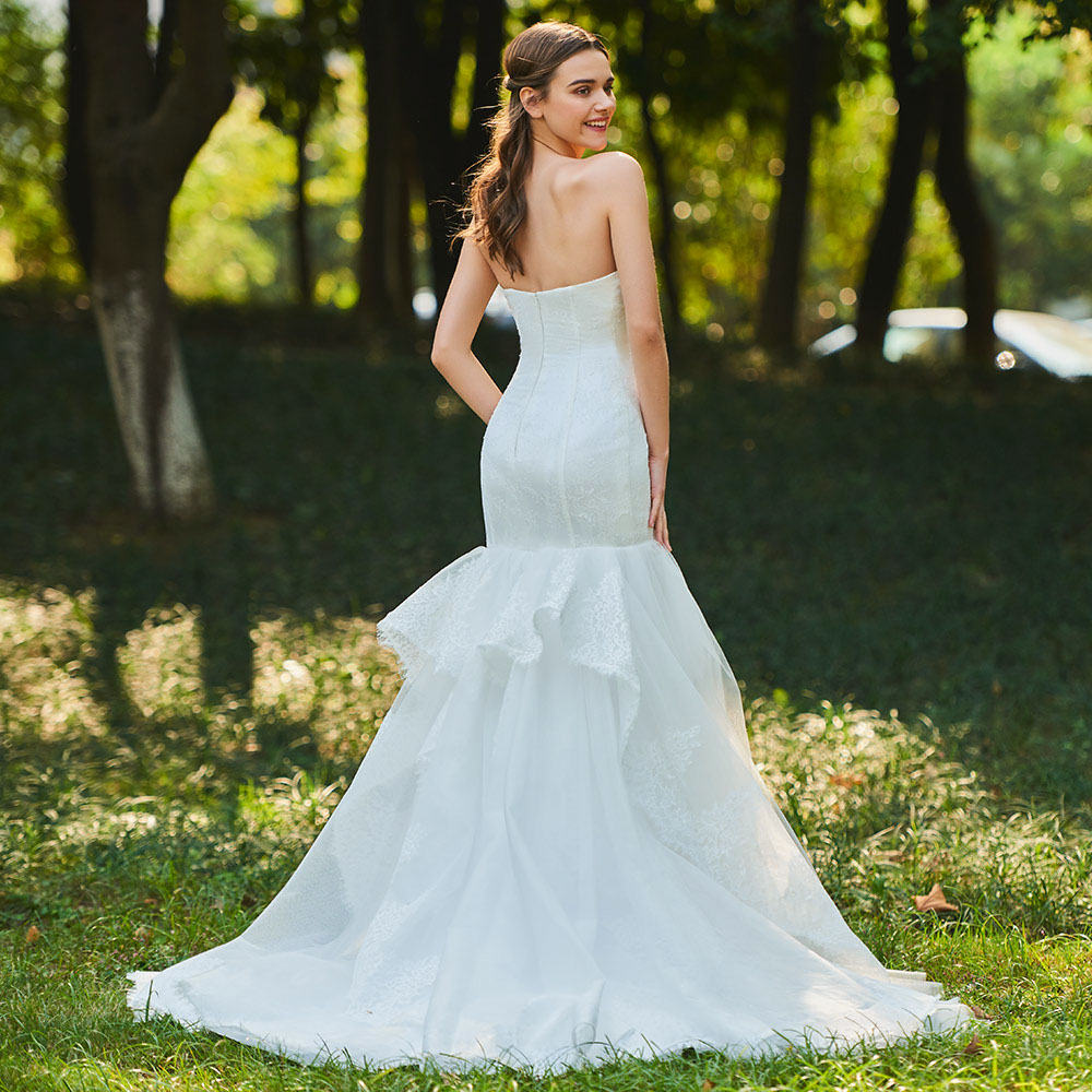 Nice Vestidos Novia Aire Crest - All Wedding Dresses ...