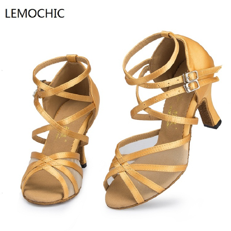 LEMOCHIC woman ballroom latin jazz belly cha-cha dancing hot selling samba rumba pole salsa tango arena dance shoes low price lemochic newest ballroom latin jazz belly cha cha dancing hot selling samba rumba pole salsa tango arena dancing dance shoes