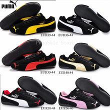 fa0c8a1f 2018 оригинальная Puma Future Cat низкая Для мужчин женская обувь  Ferrarimotorcycle бадминтон обувь на меху беговые кроссовки Ра..