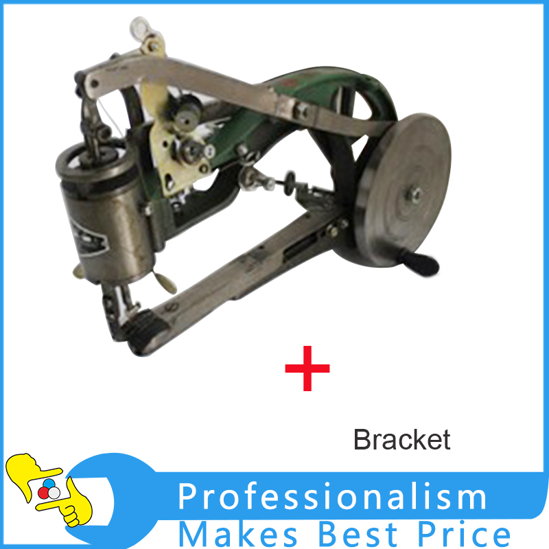 Manual Shoe Sewing / Mending / Repair Machine Dual Cotton Nylon Line Sewing Machine mini 12 stitches sewing machine household multifunction double thread and speed free arm crafting mending machine
