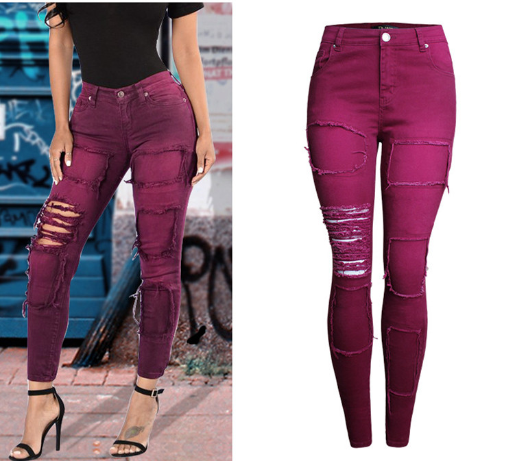 Compare Prices on Girls Red Skinny Jeans- Online Shopping/Buy Low ...