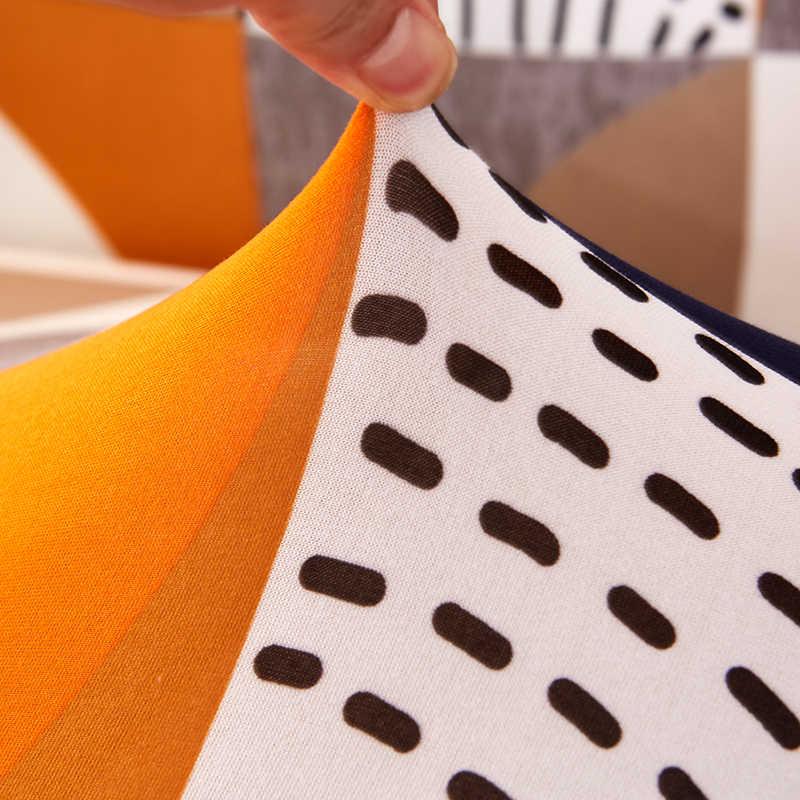 現代弾性ソファリビングルームソファ Slipcovers タイトなラップオールインクルーシブソファー家具プロテクター