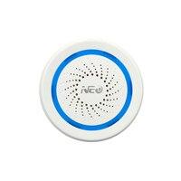 Original NEO Z Wave Z Wave Plus Wireless Home Automation Battery Powered USB Siren Alarm Sensor