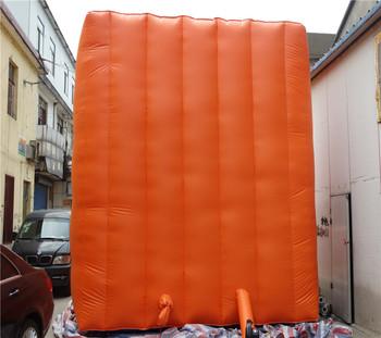 Plandeki pcv kolorowe dmuchane ścianka wspinaczkowa nadmuchiwane nadmuchiwane wspinaczka górski darmo dmuchawy tanie i dobre opinie Dla dorosłych XZ-CW-107 PVC tarpaulin inflatable slide kids pvc slide as customer request 0 55mmPVC available L6m*W4m*H5m