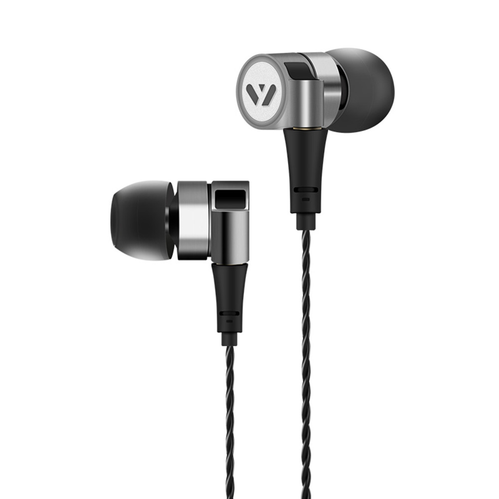 New Arrival FEN-2000 1.2M Hybrid Drive Unit earphone HiFi Bass sound sport earpiece with MMCX Interface as K3003 original senfer xba 6in1 1dd 2ba hybrid 3 drive unit in ear earphone hifi earphone with mmcx interface headsets for phones pc