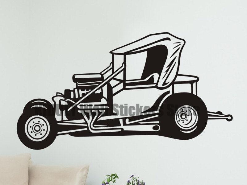 ᗜ lj Wall Creative Personalized Car Stickers Car Interior Den