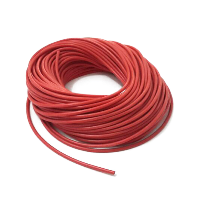 1M black red 14AWG Silicone cable silica gel wire connecting wiring ...