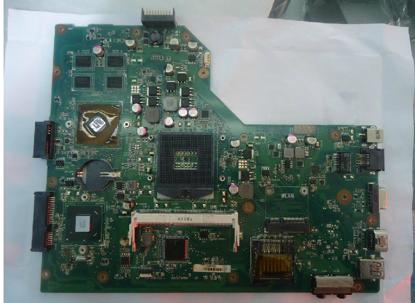 K42JC connect with printer motherboard full test lap connect board 639521 001 g6 g6 1000 connect with printer motherboard full test lap connect board