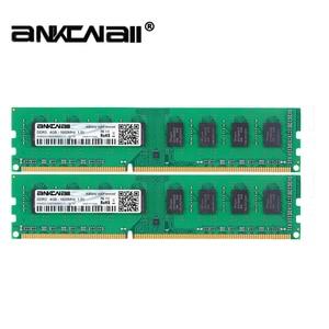 Image 2 - DDR3 RAM 8Gb (2pcs x 4GB) O 16GB(2pcs x 8GB) 1333MHz 1600MHz1866MHZ PC3 10600/12800 Per Intel Desktop di Memoria DIMM 1.5V 240Pin
